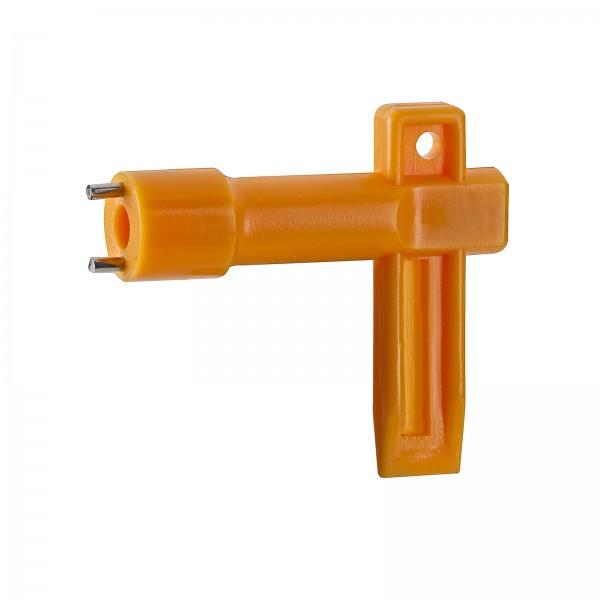 Lampenschlüssel für WEMAS Warnblinkleuchte