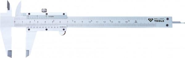 Brilliant-Tools Messschieber 0-150 mm