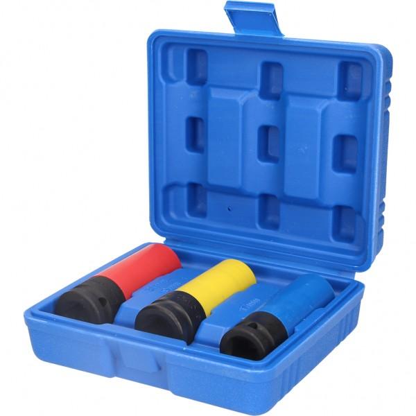 "Brilliant-Tools 1/2"" Alu-Felgen-Kraft-Stecknuss-Satz"