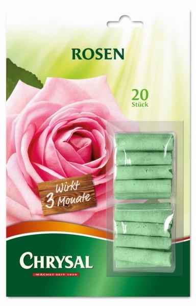 """Chrysal Düngestäbchen """"Rosen"""""""