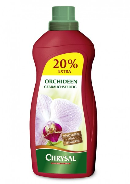 CHRYSAL Flüssigdünger Orchideen 1,2 Liter