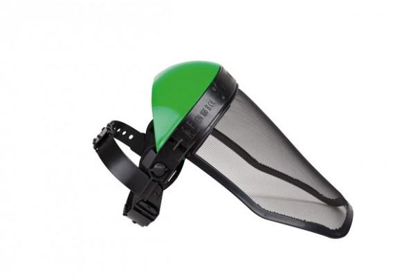 Gesichtschutz für Motorsense/ Freischneider, Netzvisier