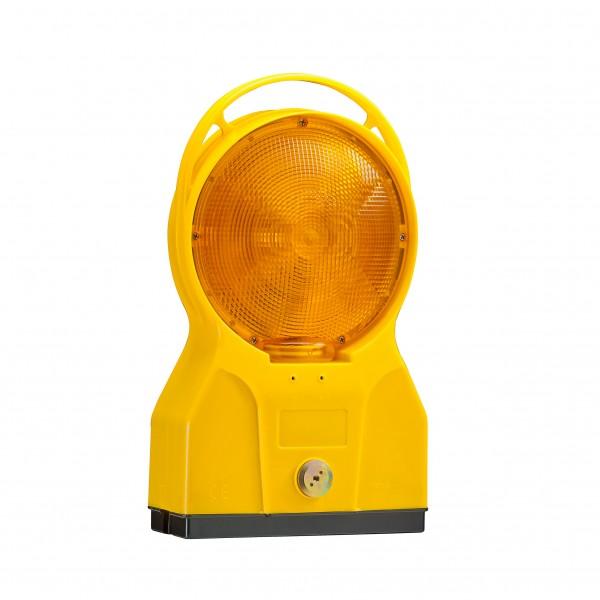 Warn-Blinkleuchte, gelb