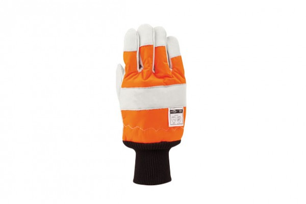 Schnittschutzhandschuhe PRO mit einseitigem Schnittschutz