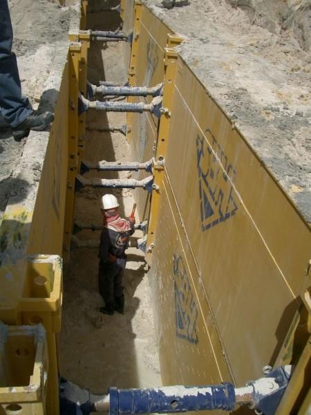 Stahlverbauelement 3000 x 2400 mm