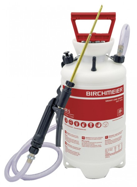 Birchmeier Pulversprühgerät DR5, Pulverzerstäuber mit Druckluftanschluss