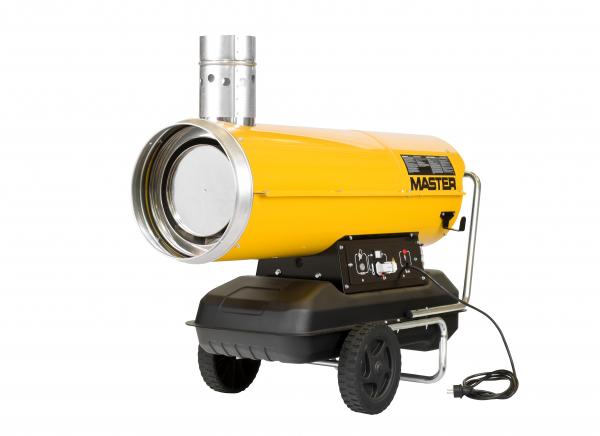 Ölheizgerät 34 kW