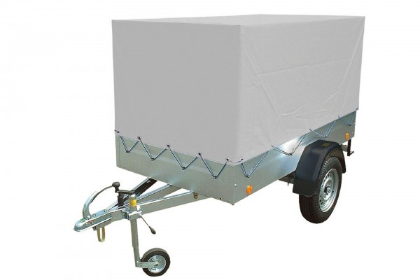 PKW-Anhänger 750 kg mit Plane