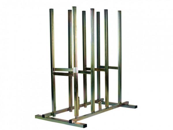 Brennholz-Sägegestell - galvanisch verzinkt