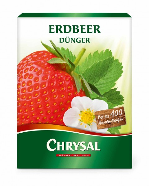 CHRYSAL Erdbeer Dünger