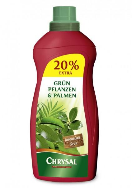 CHRYSAL Flüssigdünger für Grünpflanzen & Palmen
