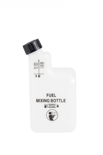 Mischflasche für 2-Takt-Gemische, Kraftstoff Mischbehälter