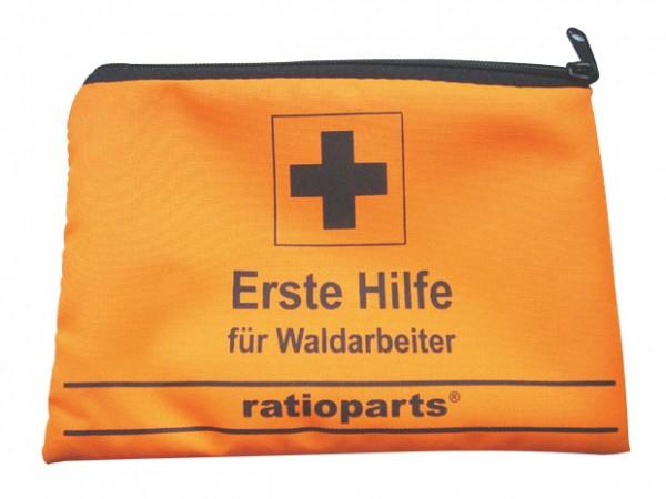 Erste Hilfe Set Tasche für Waldarbeiter