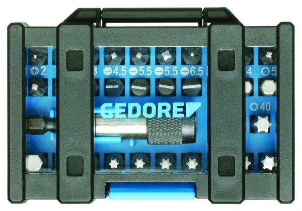 GEDORE Bit-Box Allround, 32-teilig