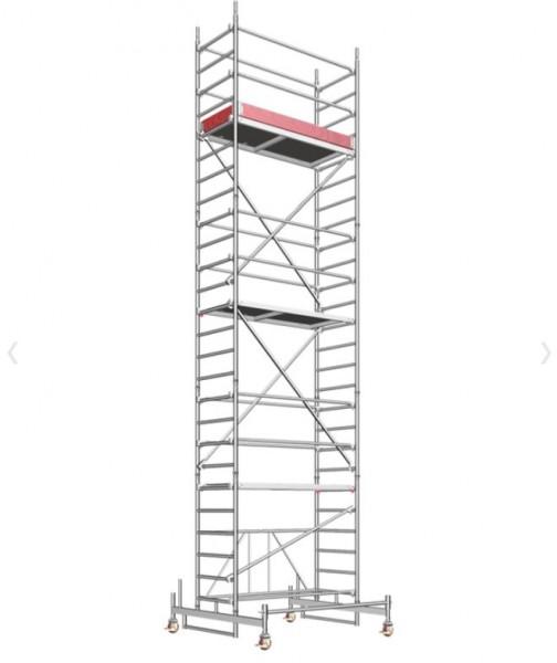 Fahr-/Rollgerüst 8,30m Arbeitshöhe