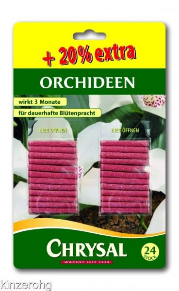 "Chrysal Düngestäbchen ""Orchideen"""