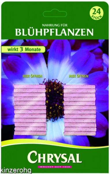 "Chrysal Düngestäbchen ""Blühpflanzen"""