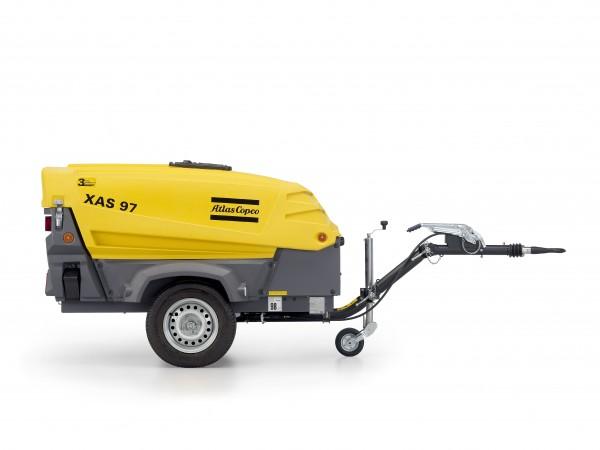 Fahrbarer Kompressor 5,3 m³