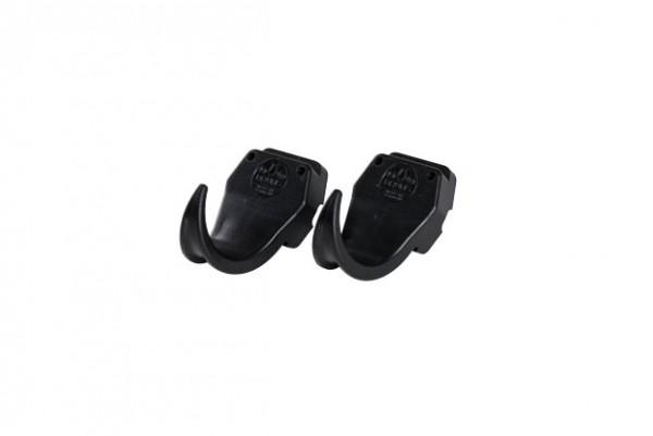 BRUNS Gerätehalter oder Gerätehaken, 2 Stück