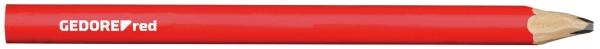 GEDORE RED Bau-Bleistift, Handwerkerbleistift