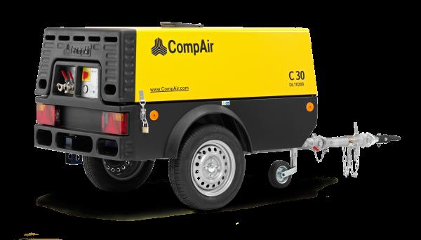 Fahrbarer Kompressor 3,0 m³