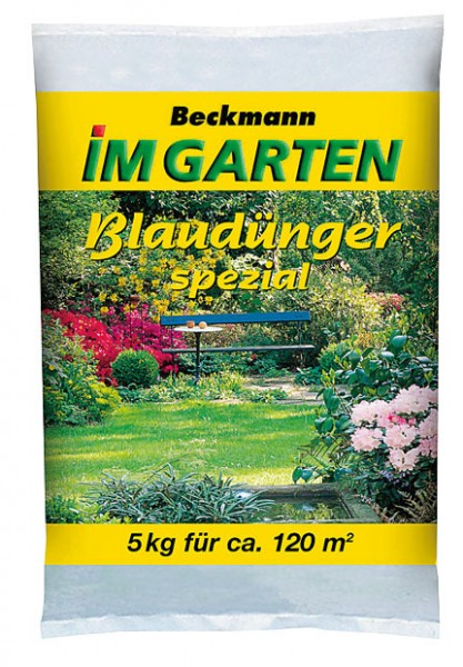 Beckmann im Garten Blaudünger Spezial 5 kg