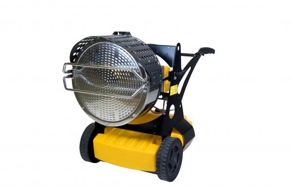 Infrarot-Ölheizstrahler 29-43 kW