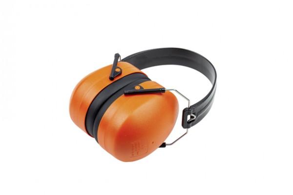 Gehörschutz mit Kopfbügel, individuell verstellbar