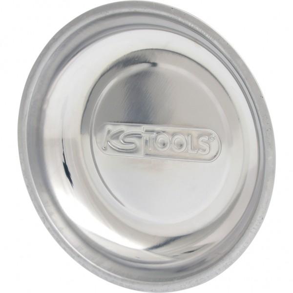 KS-Tools Edelstahl Magnet-Teller