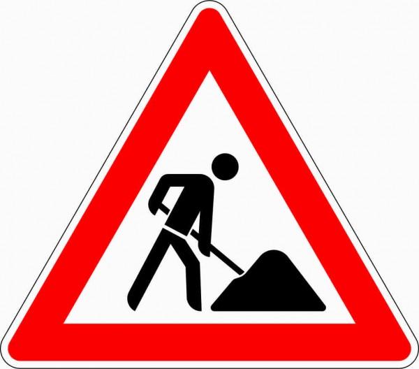Verkehrschilder / Verkehrszeichen