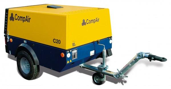Fahrbarer Kompressor 2,0 m³