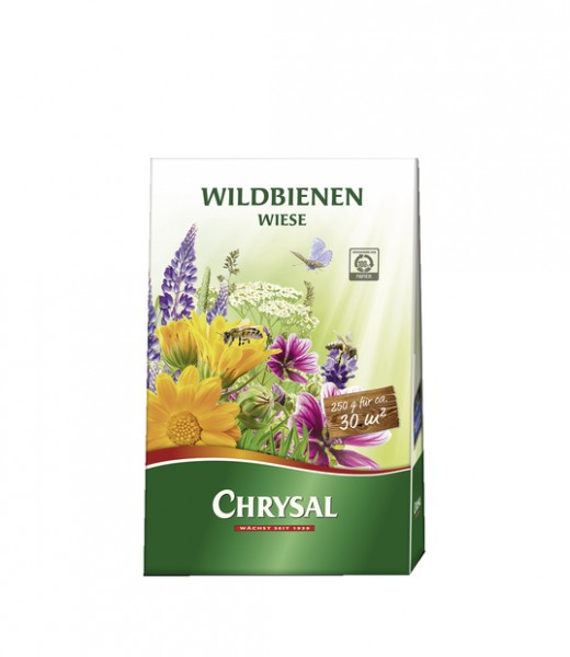 CHRYSAL Wildbienen Wiese